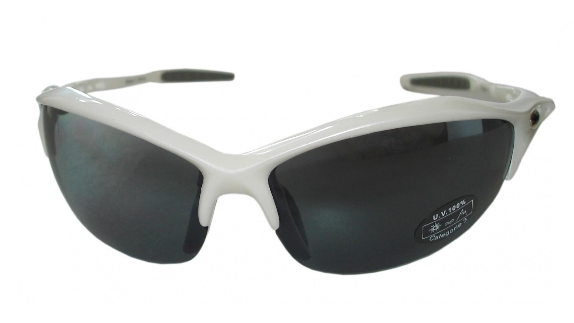 Велоочки Limar WF 808 White Grey