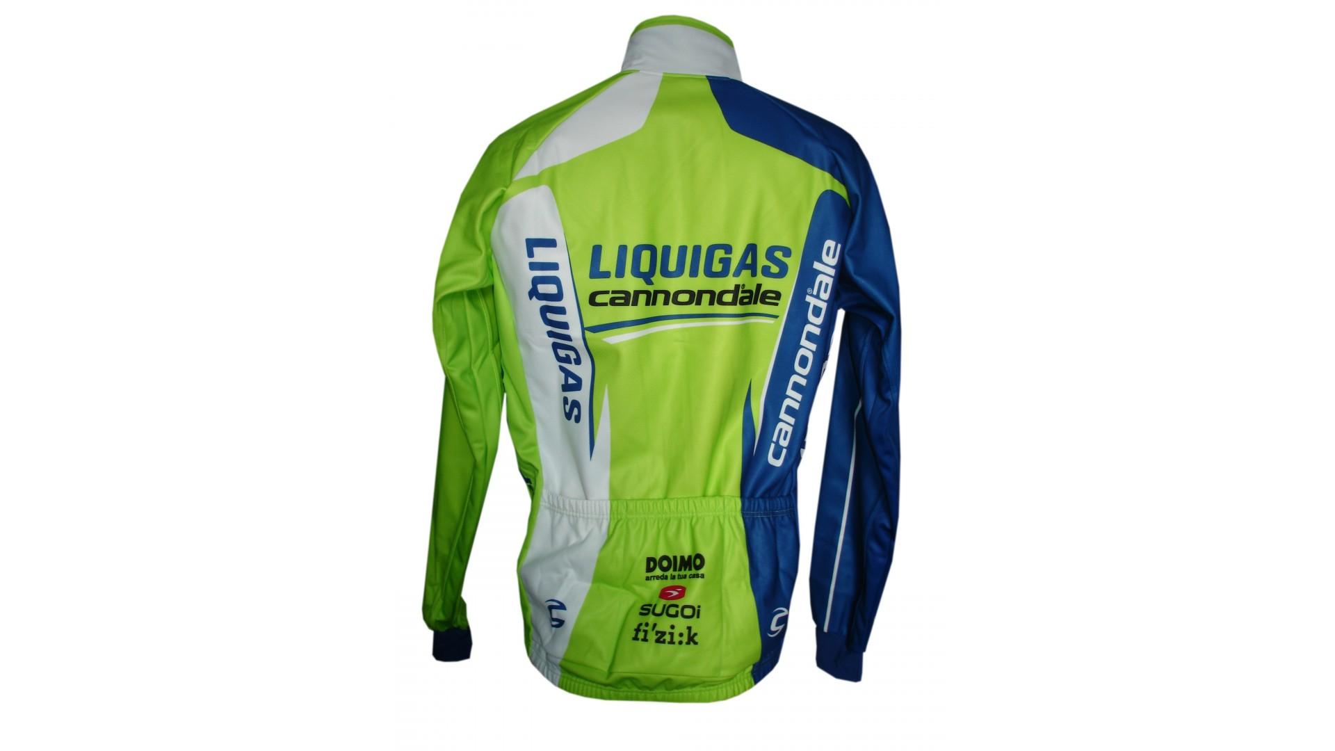 Комплект велоодежды зимний Nalini Liquigas
