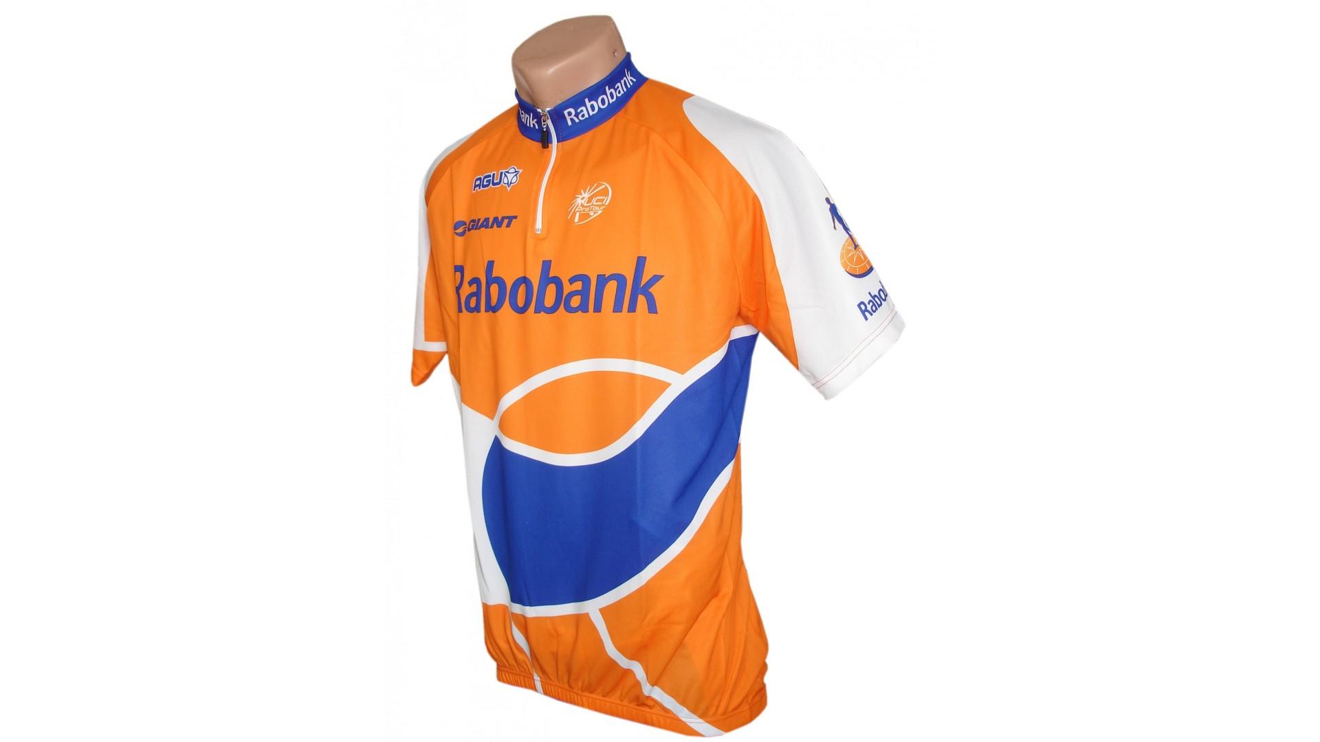 Комплект велоодежды летний Nalini Rabobank