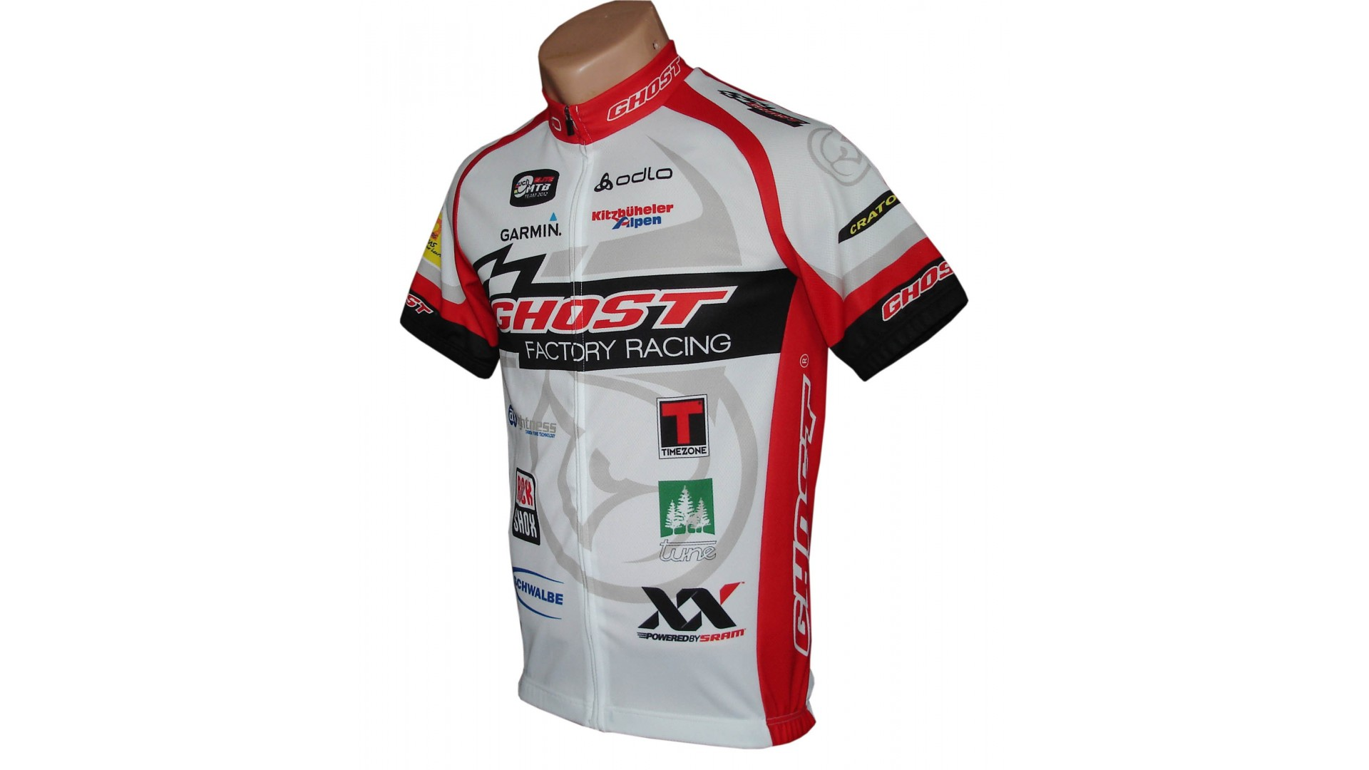 Комплект велоодежды летний Ghost Factory Racing