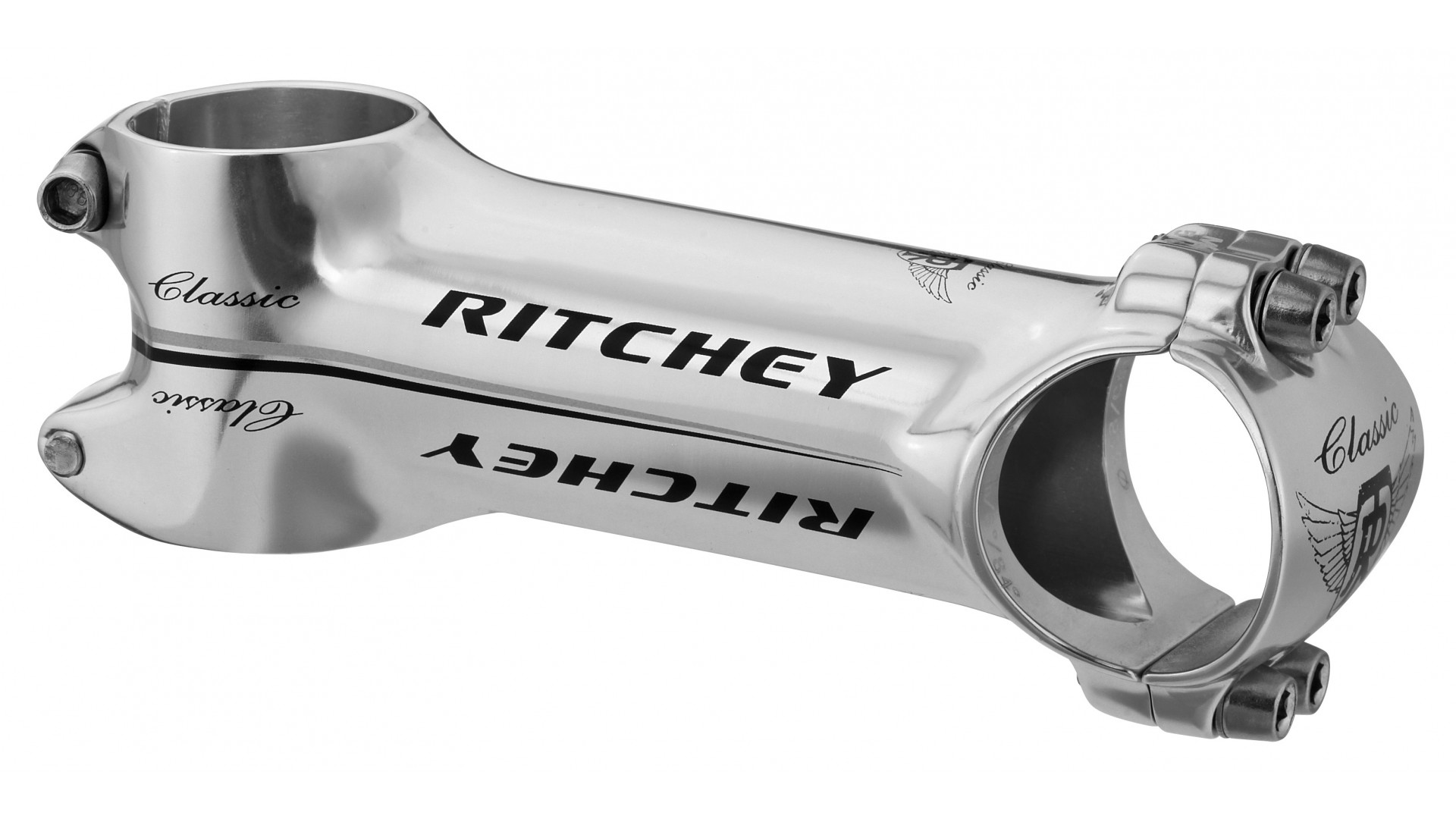 Вынос Ritchey Classic O/S глянцевый металлик