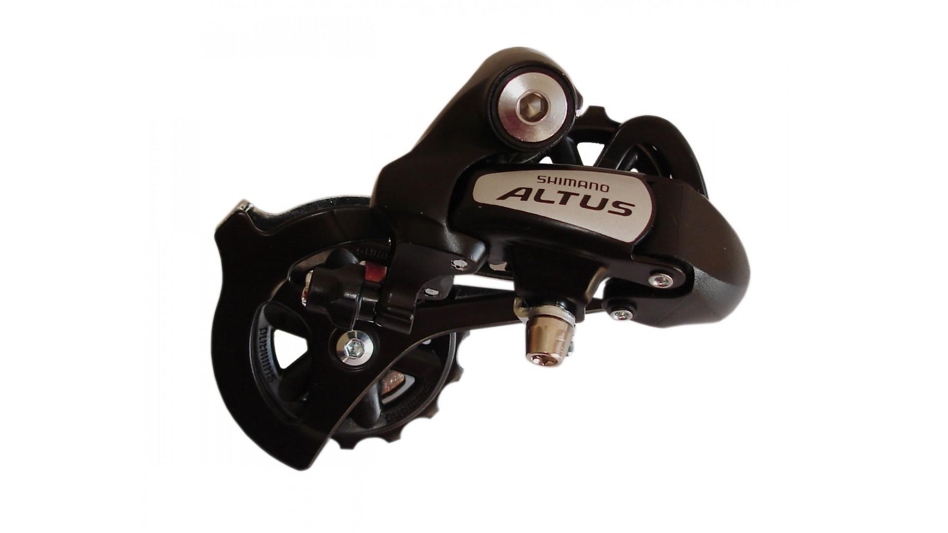 Переключатель задний Shimano RD-M310-L Altus, 7/8ск. черный
