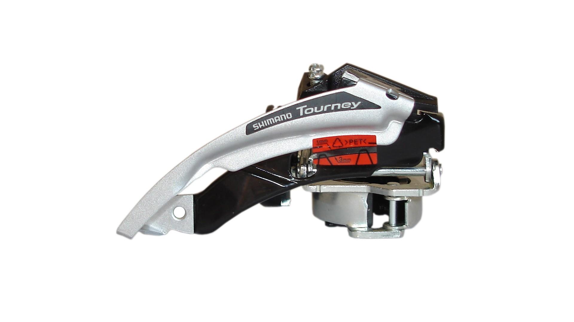 Переключатель передний Shimano FD-TX50 Tourney, 42T, 34.9/28.6мм