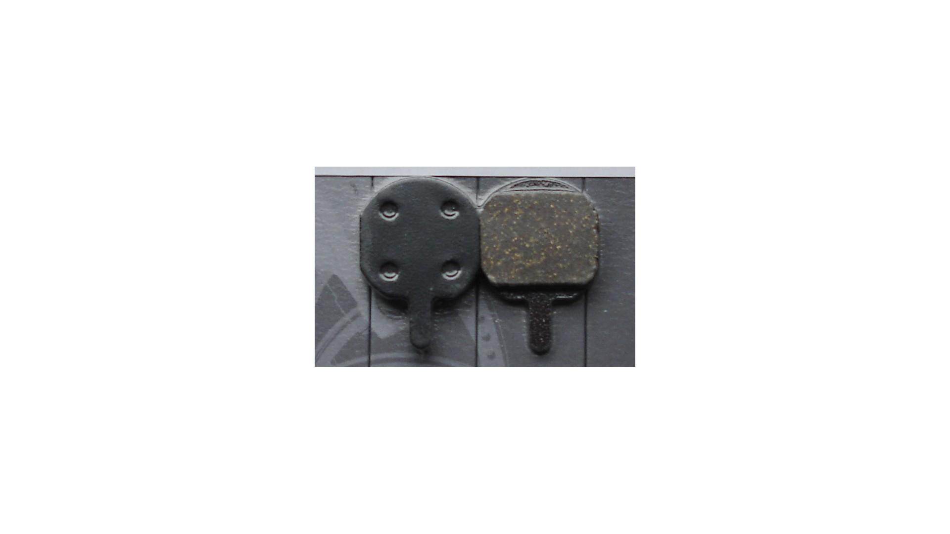 Тормозные колодки Baradine DS-26 Hayes MX2 Mechanical для дискового тормоза