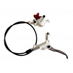 Тормоз дисковый гидравлический передний Avid Elixir 5 White