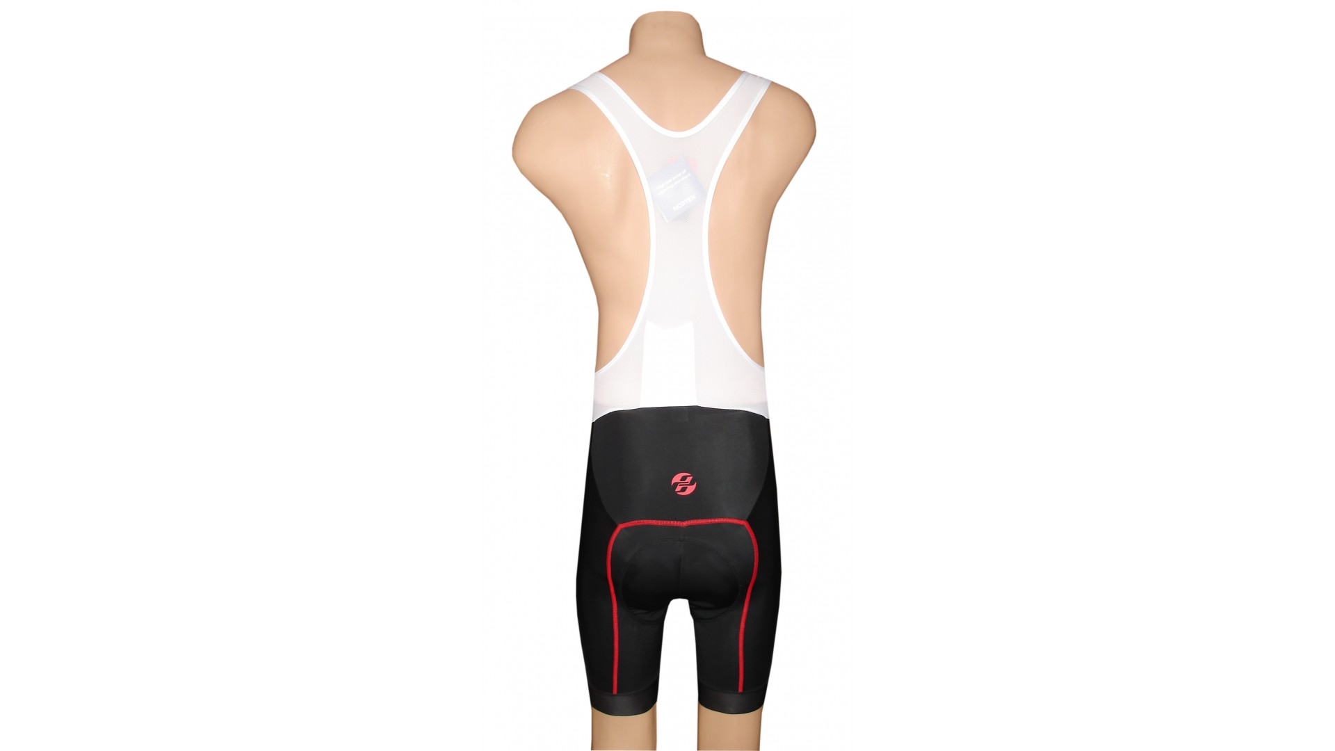 Велотрусы Ghost Performance Bib Shorts black/red год 2016