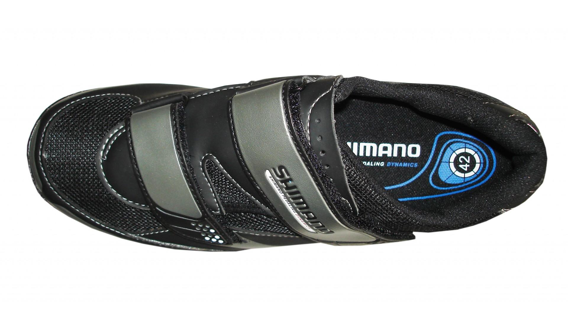 Велотуфли Shimano MTB SH-M064 черные