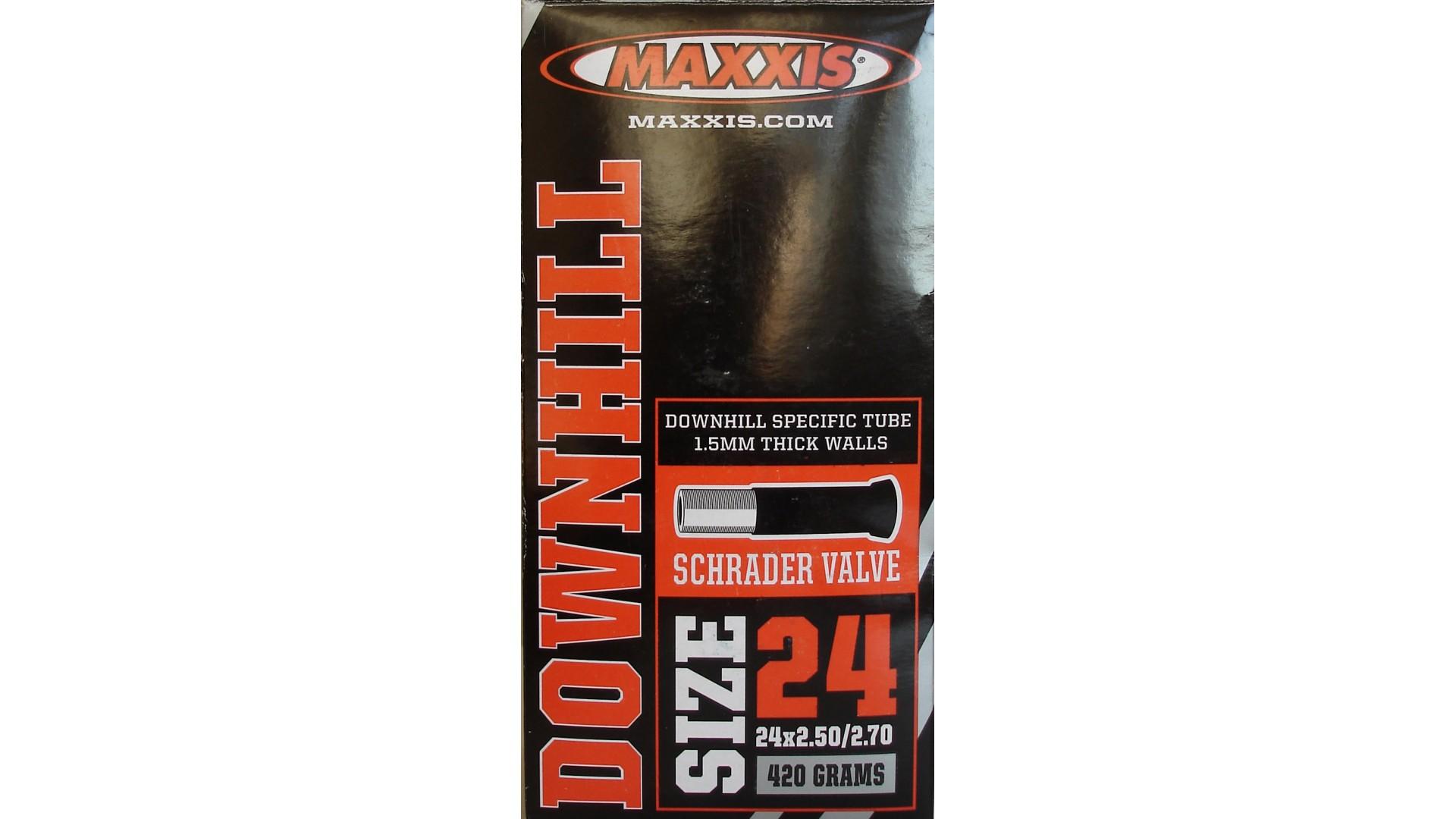 Камера Maxxis 24x2.50/2.70 Downhill AV