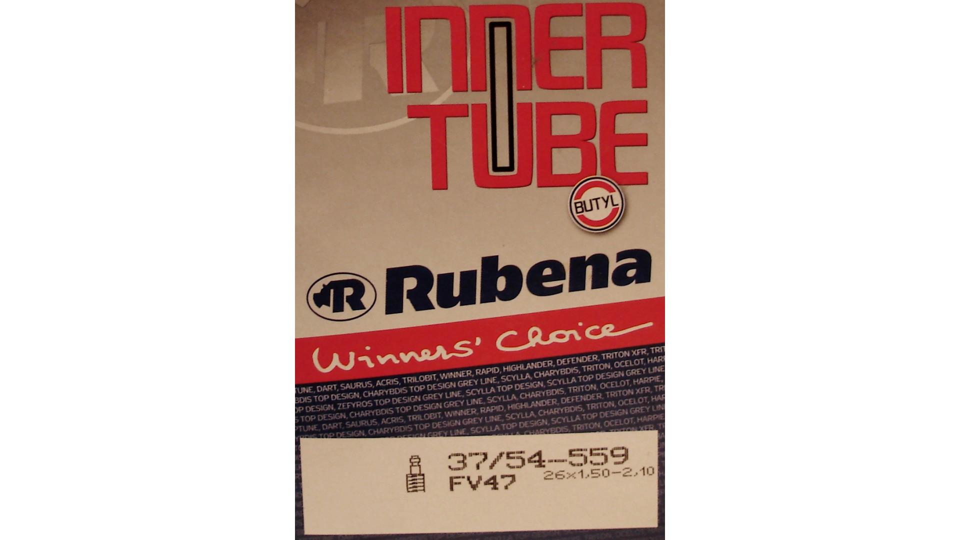 Камера RUBENA 26 x 1.50-2.10 FV 47мм Classic D07