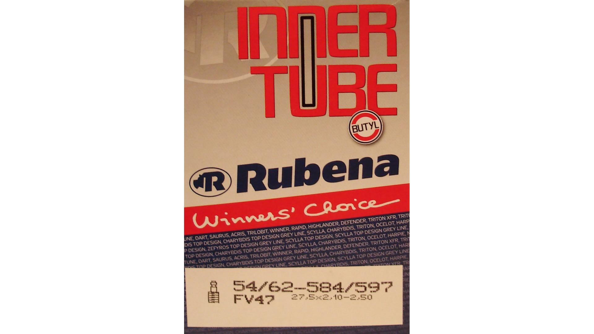 Камера RUBENA 27,5 x 2,10 - 2,50 FV47 C08