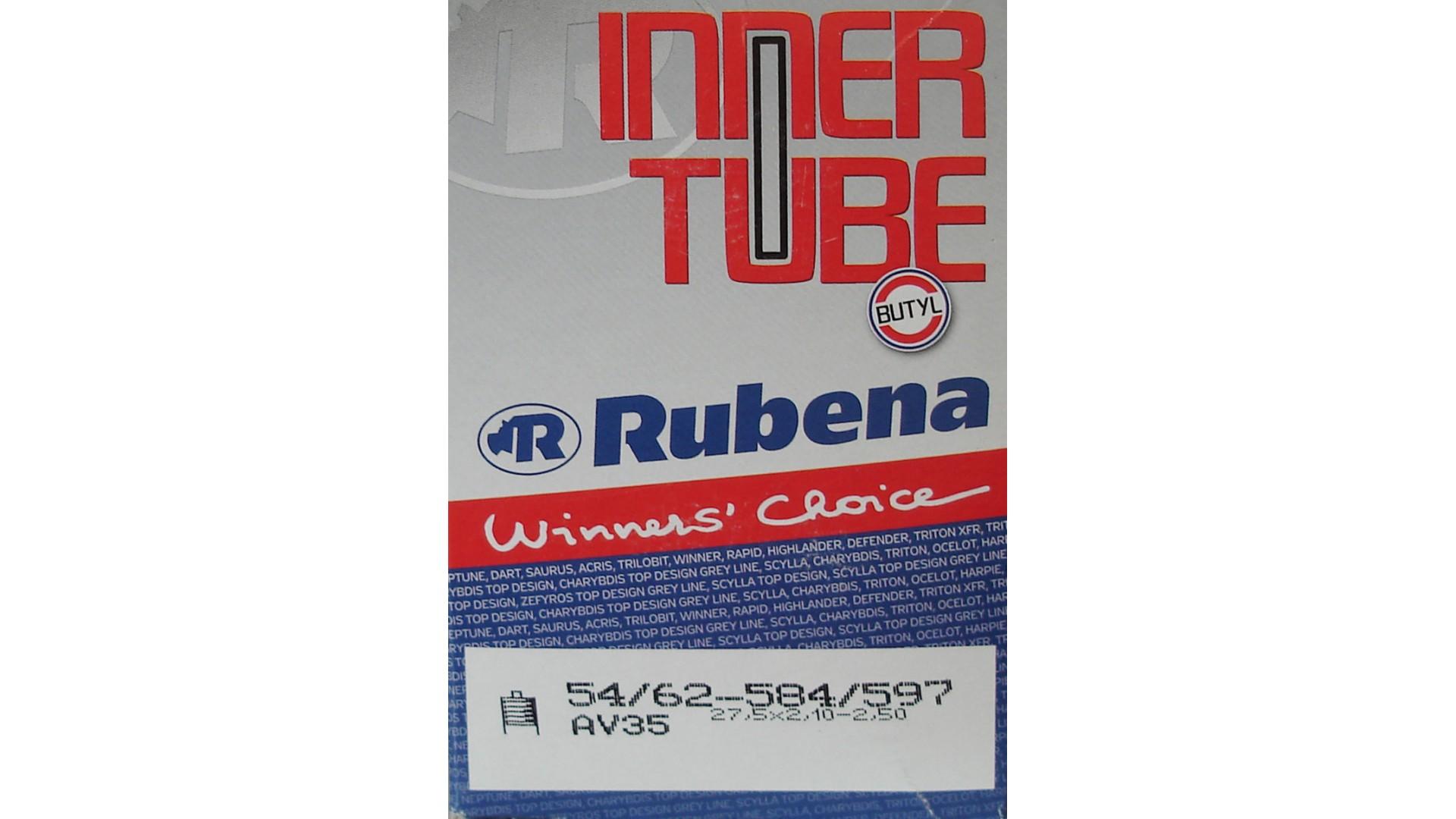 Камера RUBENA 27,5 x 2,10 - 2,50 AV35 C08