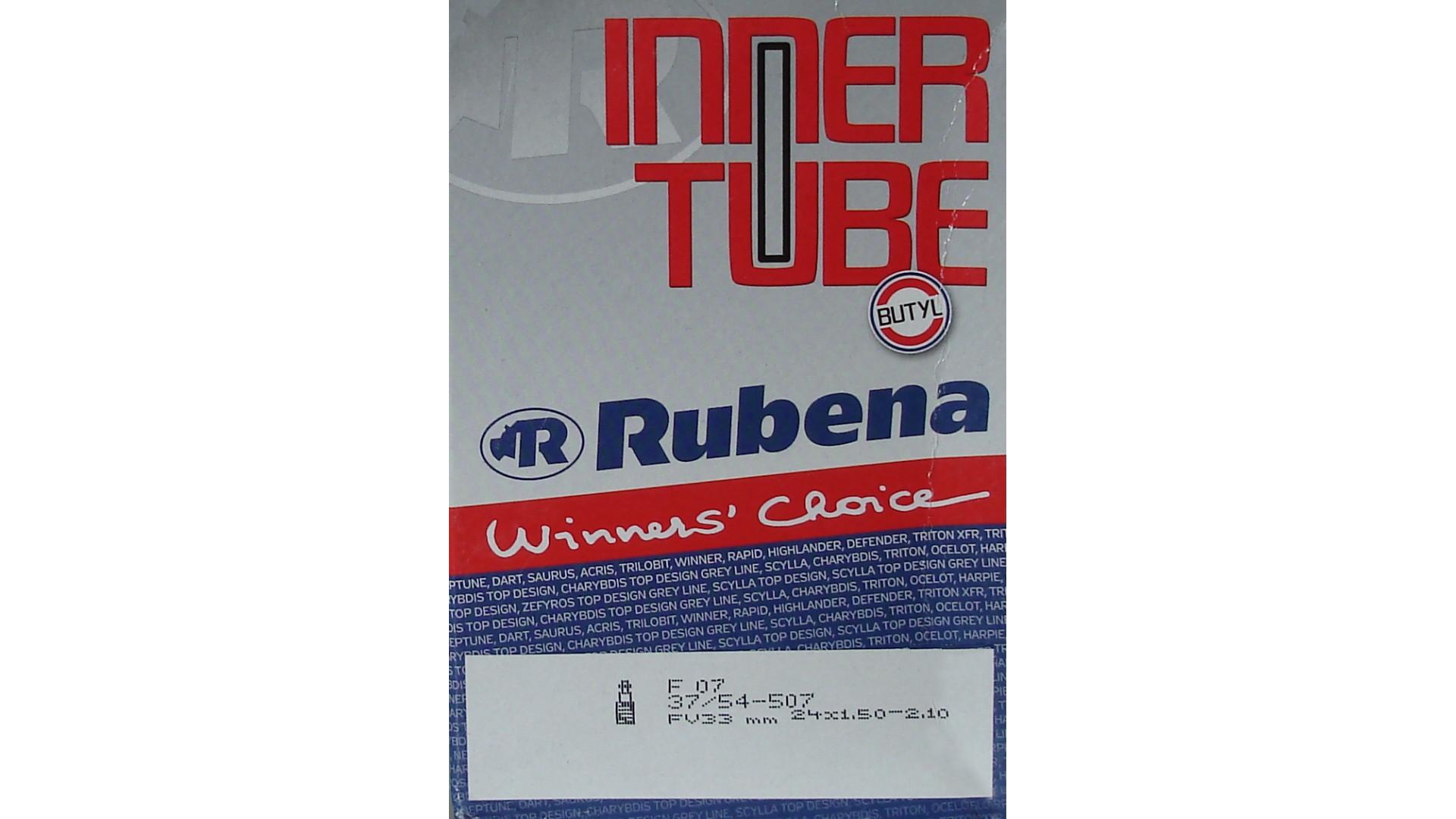 Камера RUBENA 24 x 1,50 - 2,10 FV33 F07