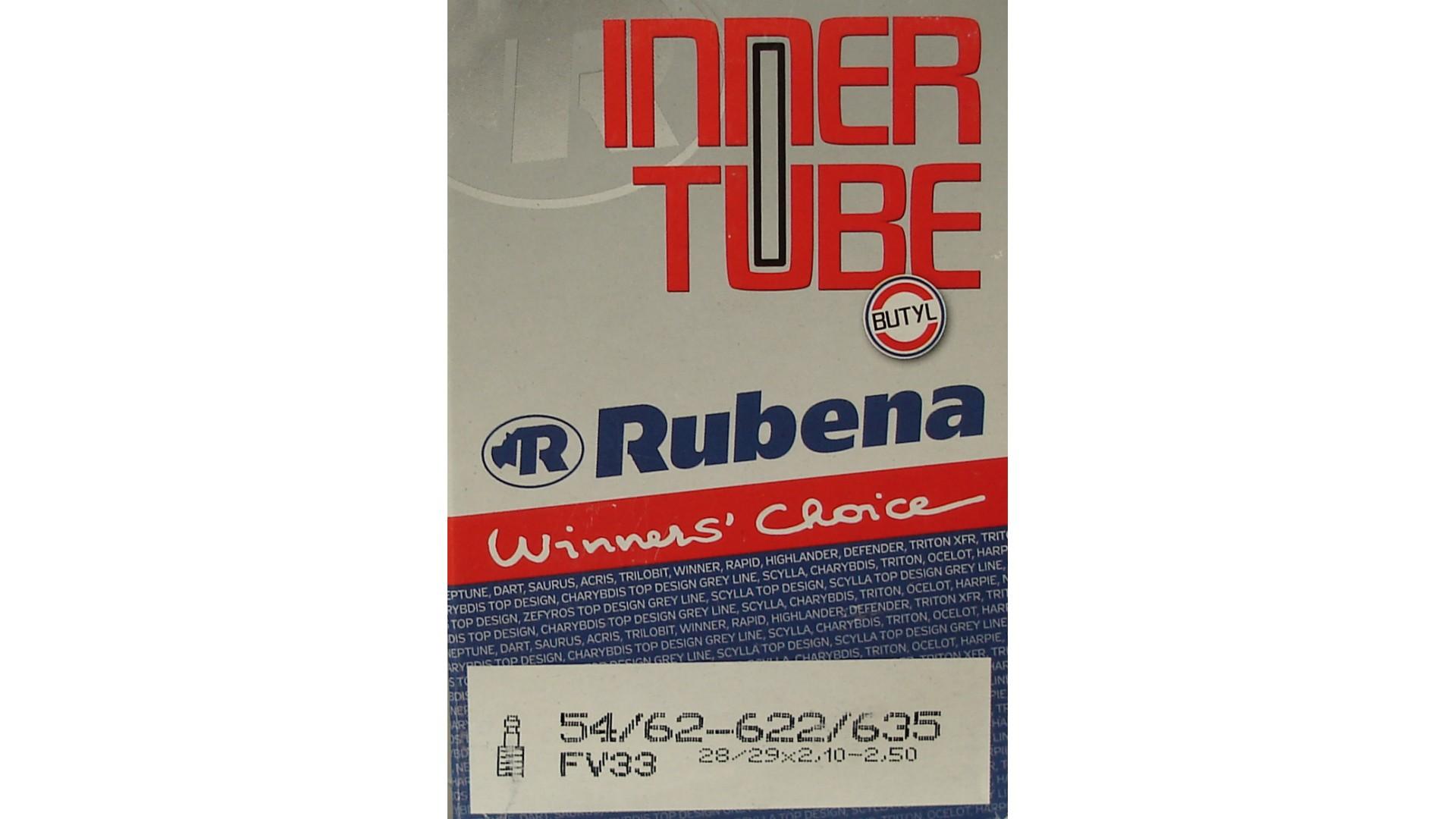 Камера RUBENA 28+29 x 2.10-2.50 FV 33мм Classic A10