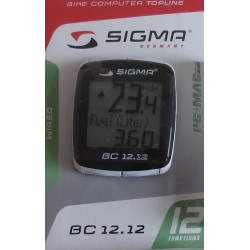 Велокомпьютер Sigma BC 12.12 Sport