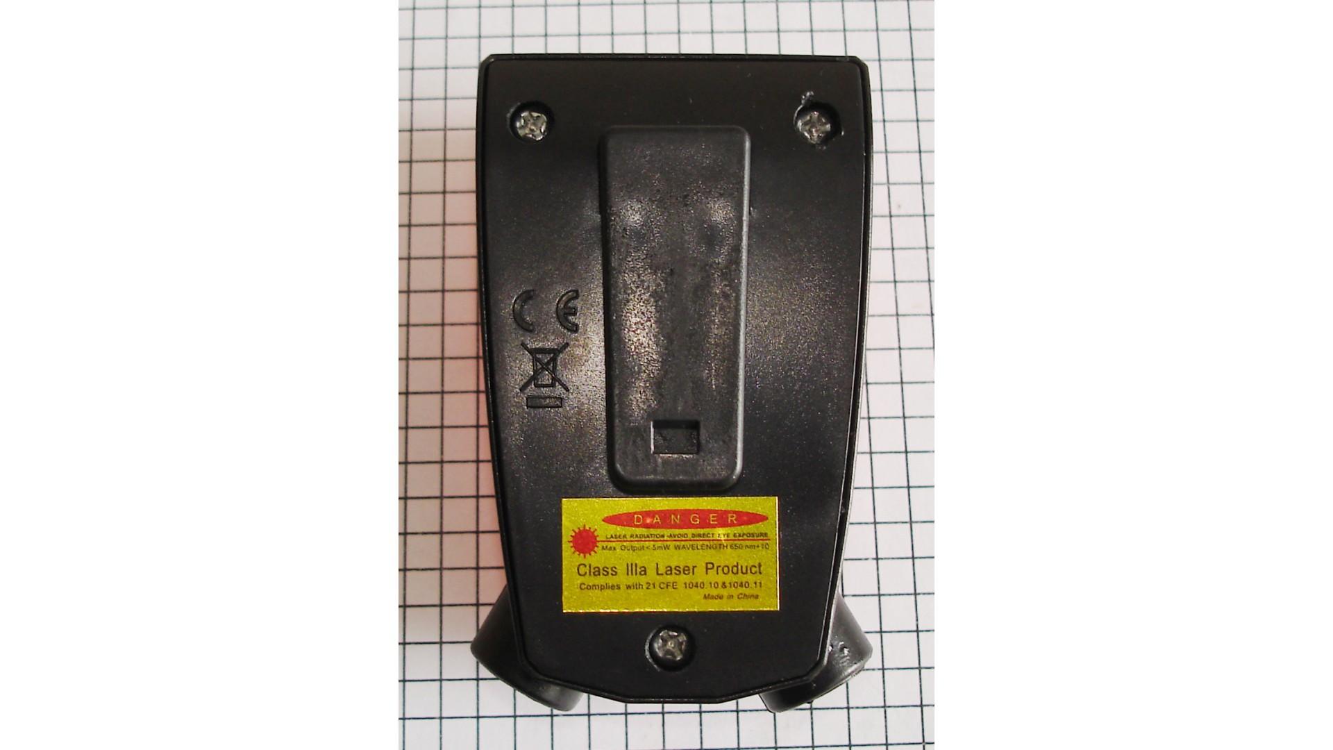 Мигалка задняя X17 Flash Laser 3.1R 1UltraBrihgtLED, + 2LaserLED