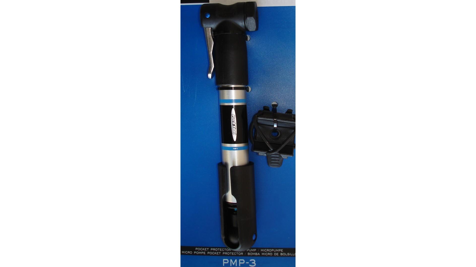 Мининасос Park Tool max 100 psi / 7 bar