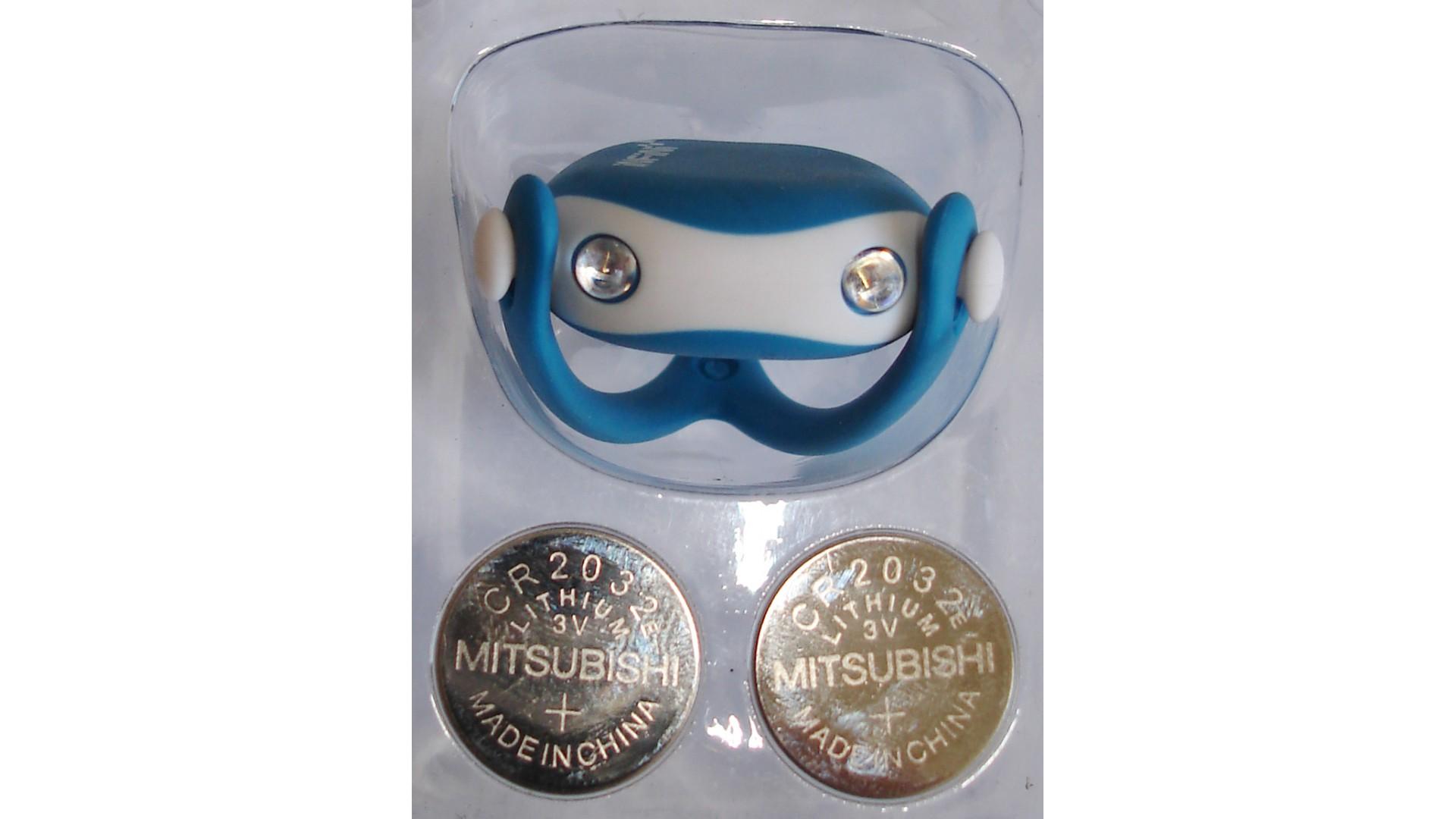 Мигалка задняя светодиодная INFINI I-203R синий