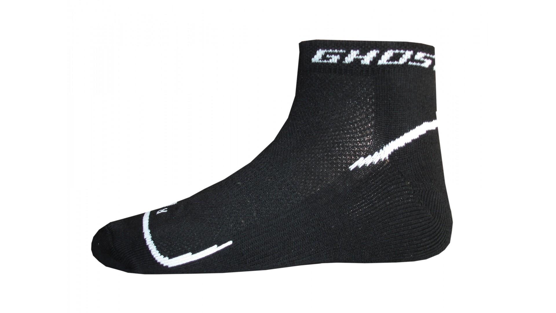 Носки GHOST черные