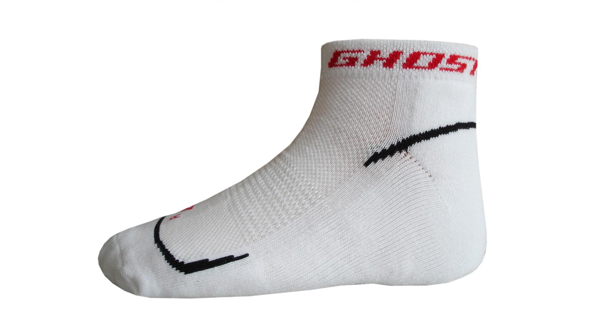 Носки GHOST белые
