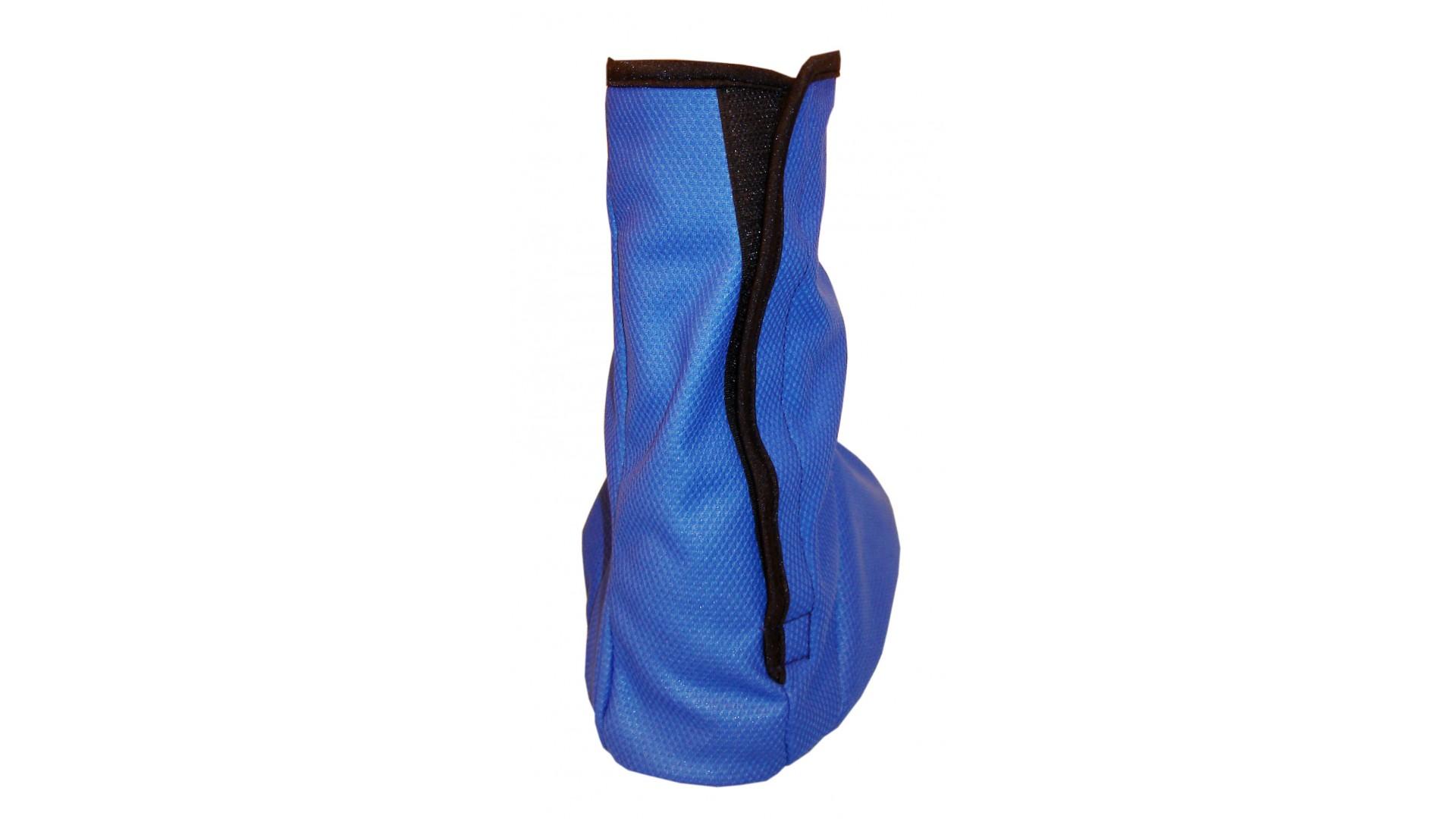 Бахилы GISA BASIC синие