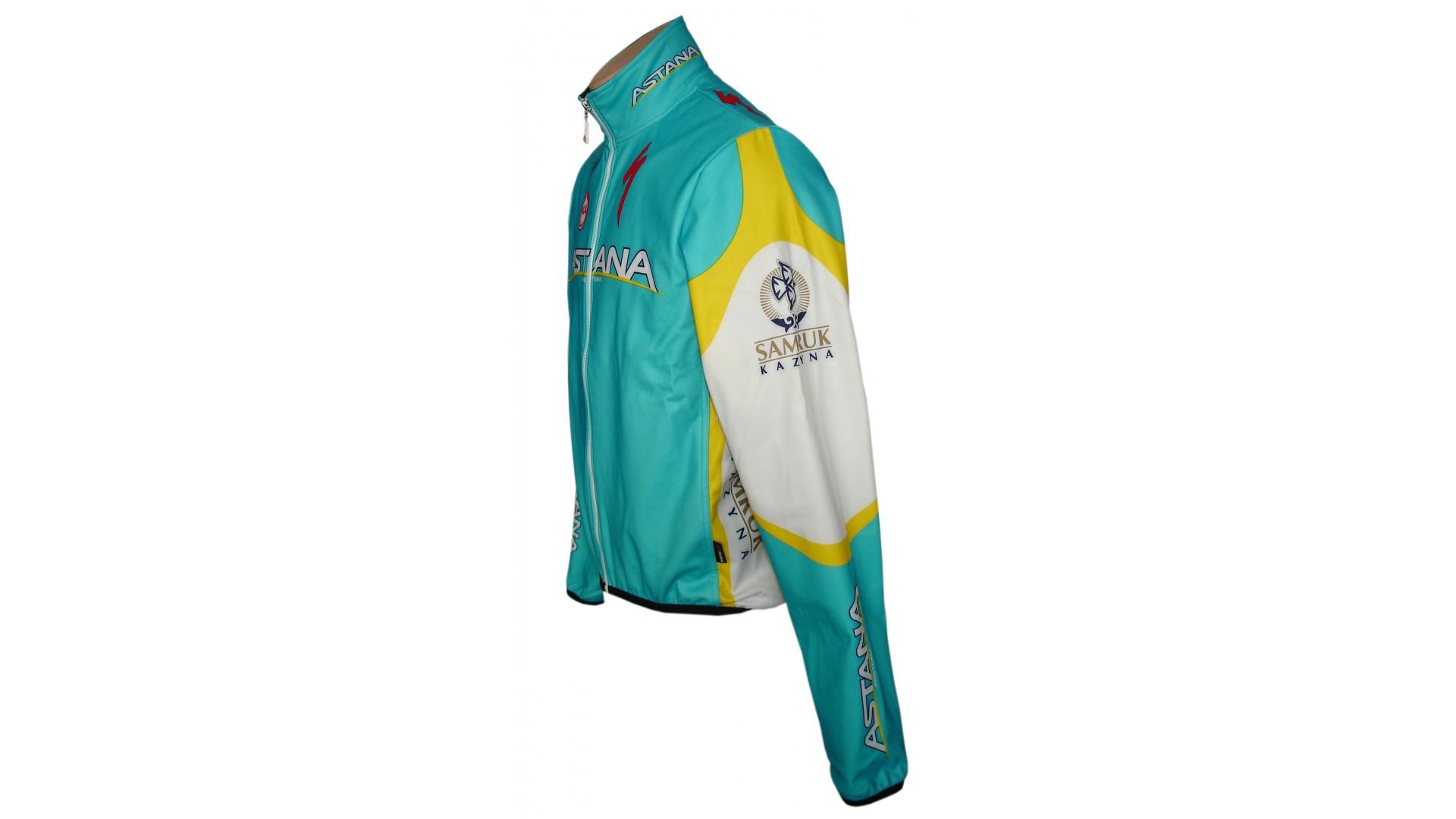 Велокуртка Nalini Astana зимняя вид сбоку