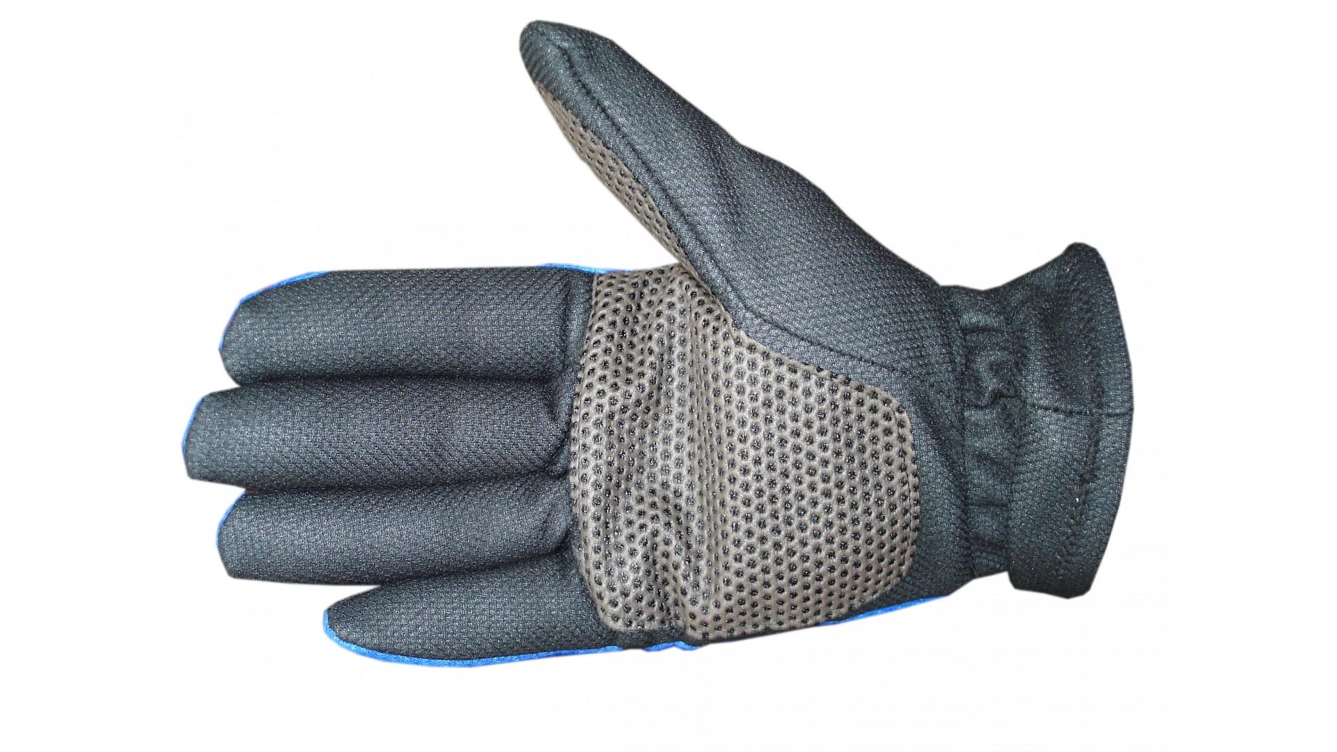 Велоперчатки Nalini FDJ-Big Mat зимние