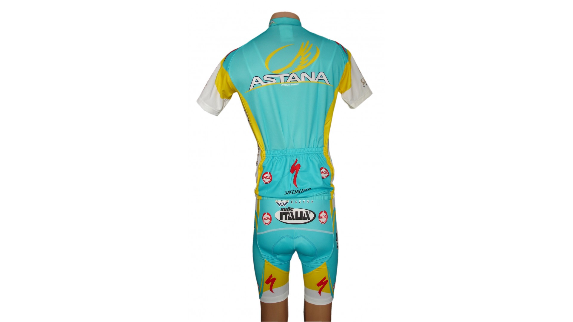 Велотрусы Nalini Astana