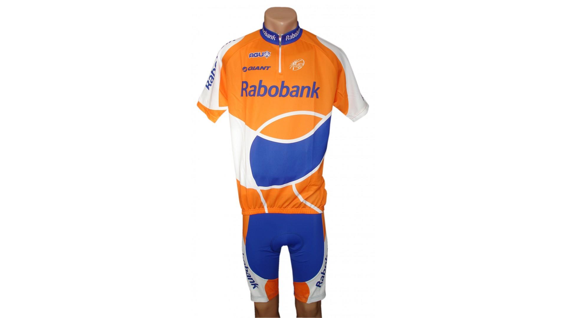 Велотрусы Nalini Rabobank