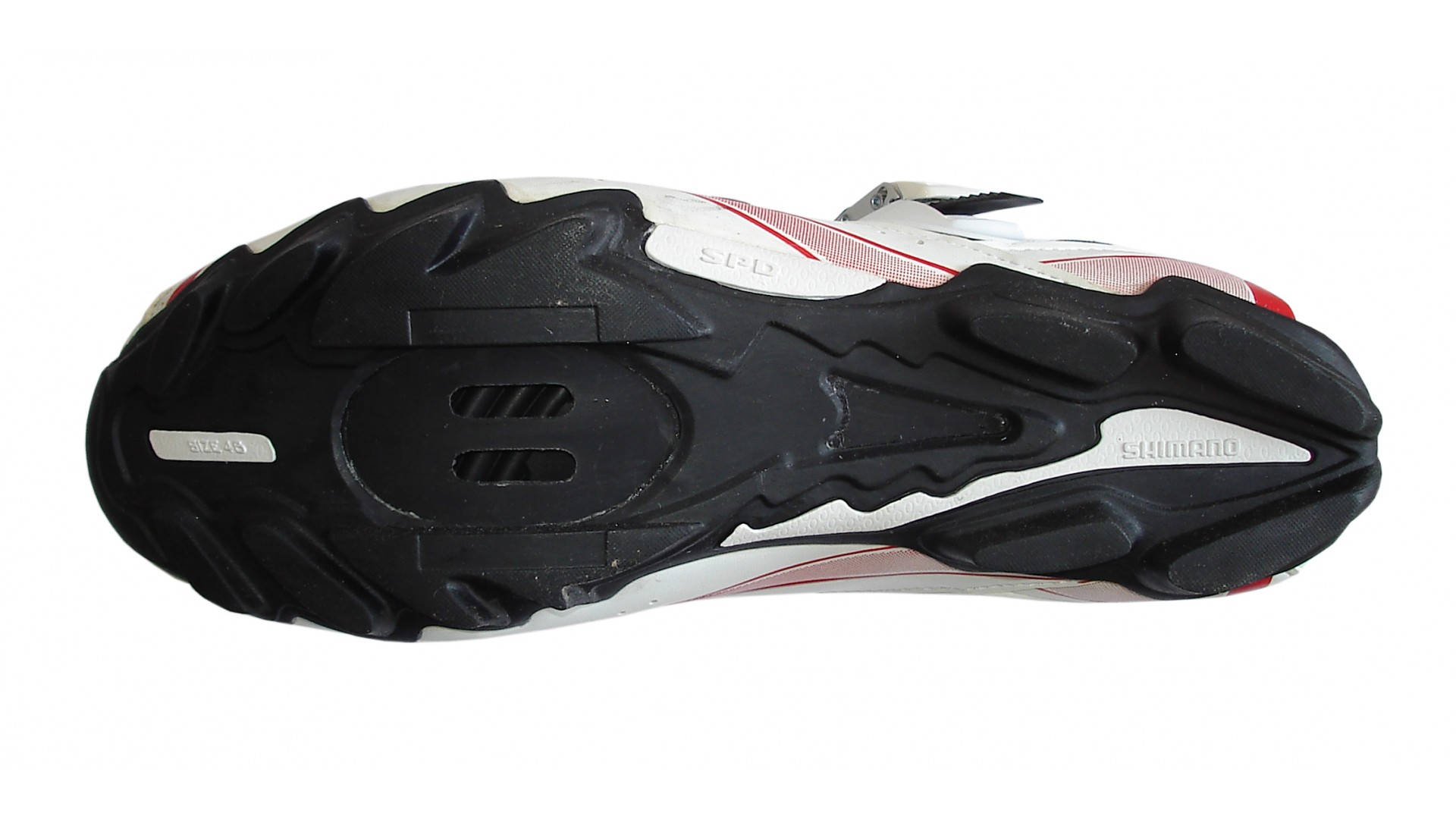 Велотуфли Shimano MTB SH-M087W белые