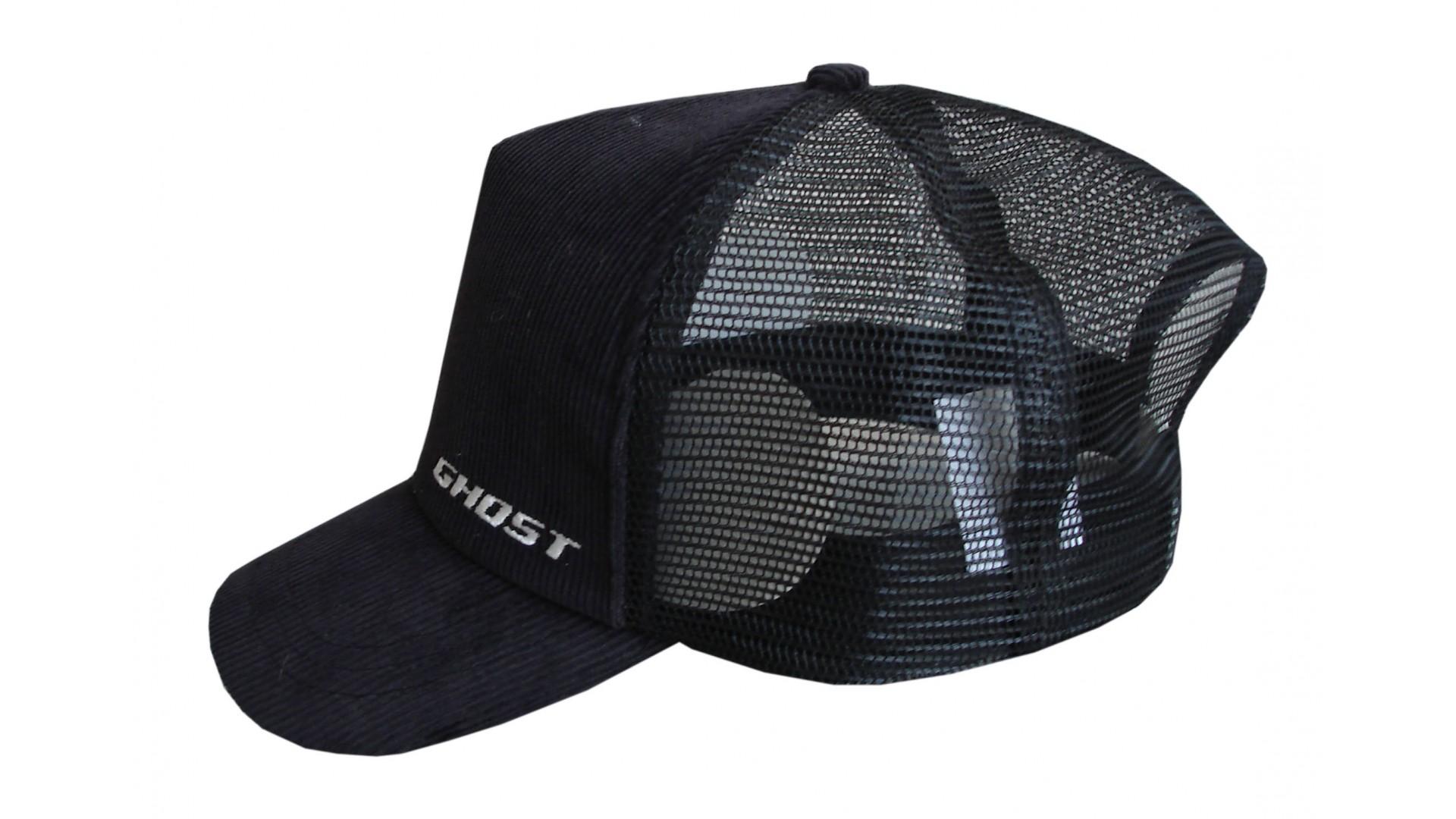 Кепка GHOST Trucker Cap black