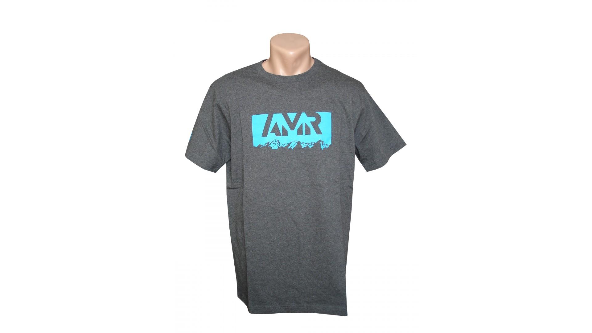Футболка Ghost T-shirt AMR grey год 2016 вид спереди