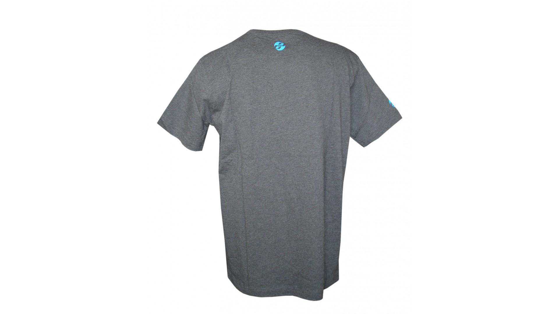 Футболка Ghost T-shirt AMR grey год 2016 вид сзади