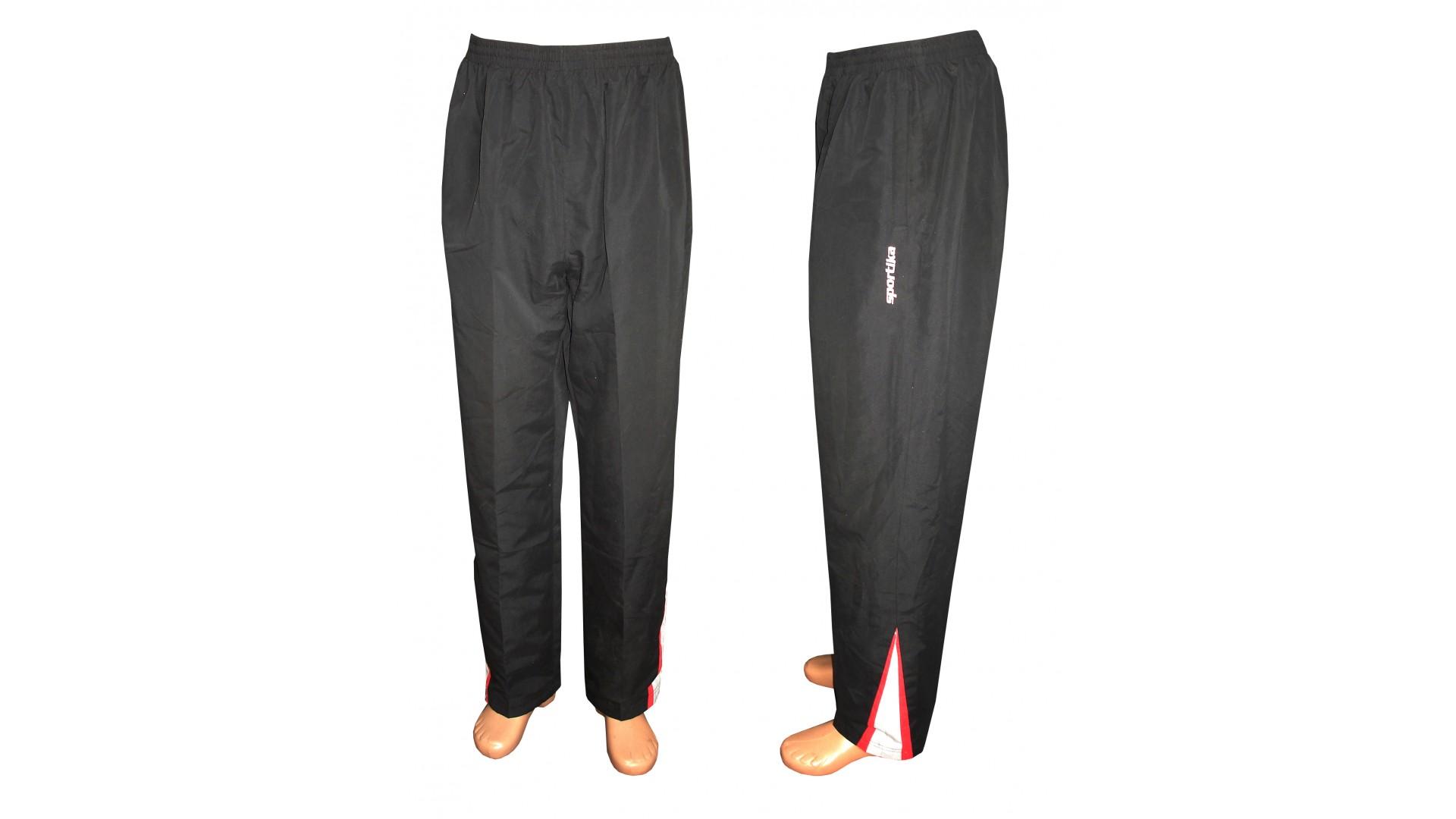 Спортивный костюм Sportika брюки вид спереди и сзади