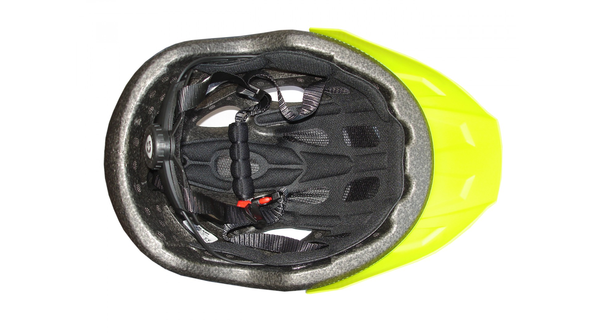 Велошлем Green Cycle Slash cyan/blue/yellow matt