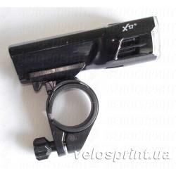 Фара X17 Alpha 2.1 3W, 1CREELED, 120lumens, пласт. черная
