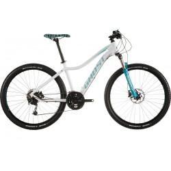 Велосипед GHOST Lanao 3 white/petrol/lightpetrol год 2016