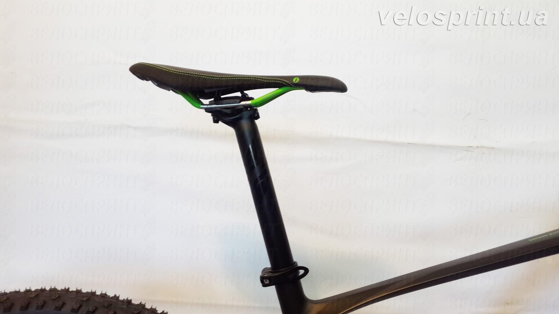 Велосипед GHOST Lector 6 LC 29 titaniumgrey/nightblack/riotgreen подседельный штырь год 2017
