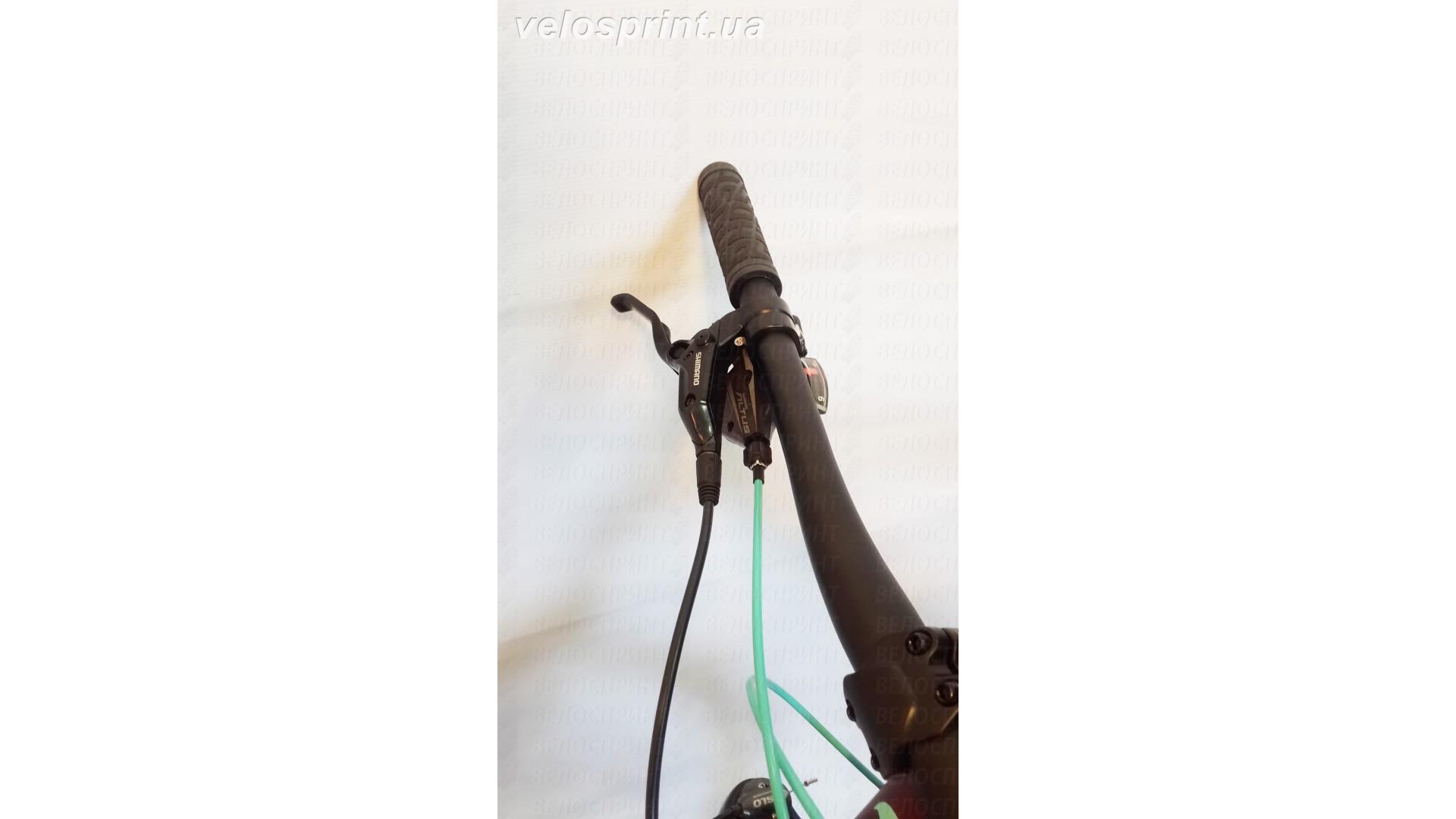 Велосипед GHOST Kato 3 AL 29 marsalared/cranberryred/jadeblue тормозная ручка год 2017