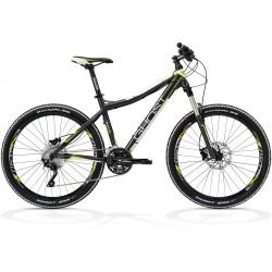 Велосипед GHOST MISS 5000 grey/white/green год 2013