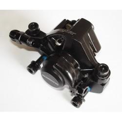 Калипер Shimano BR-TX805R задний (адаптер F180/R160мм), черный