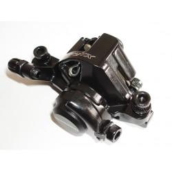 Калипер Shimano BR-TX805F передний (адаптер F160/R140мм), черный