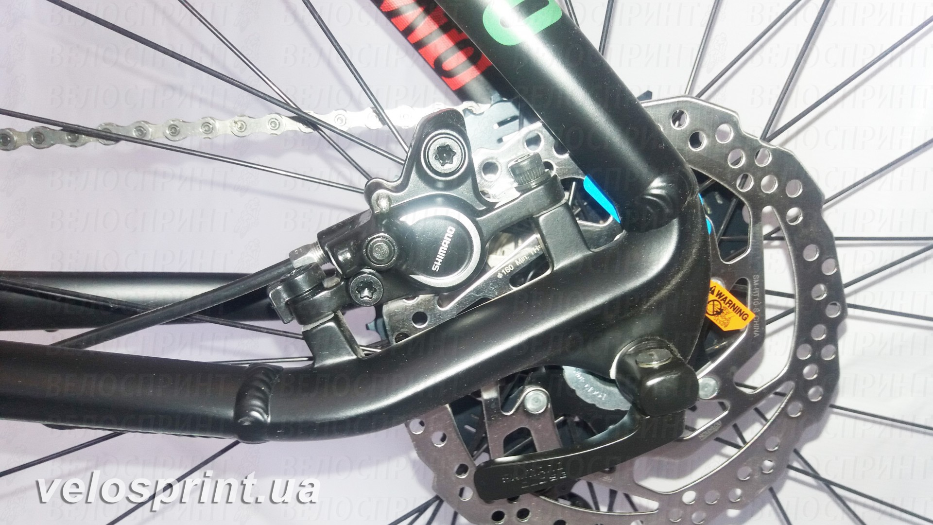 Велосипед GHOST Kato 7 AL 29 nightblack/riotgreen/neonred эксцентрик год 2017