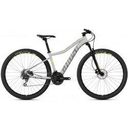 Велосипед GHOST Lanao 2.9 AL W smoke gray / shadow gray / neon yellow год 2018