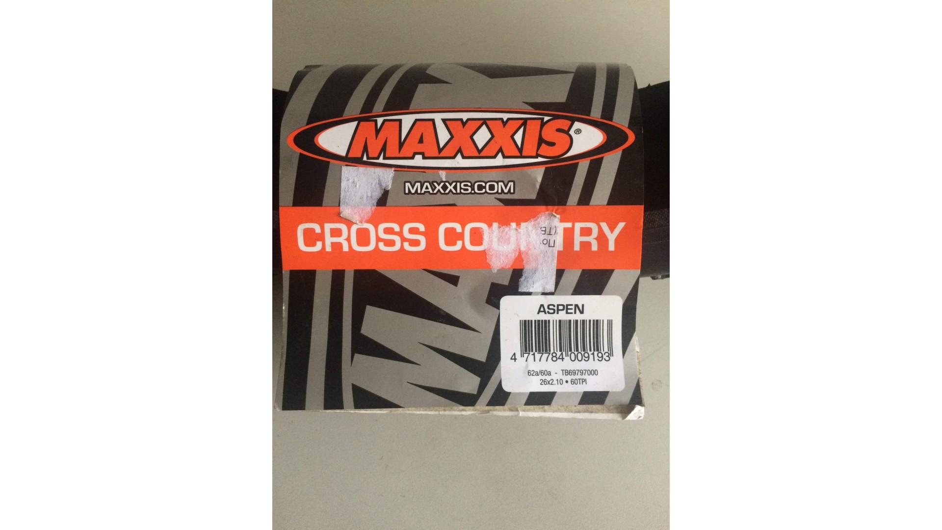 Покрышка Maxxis 26x2.10, Aspen ф1
