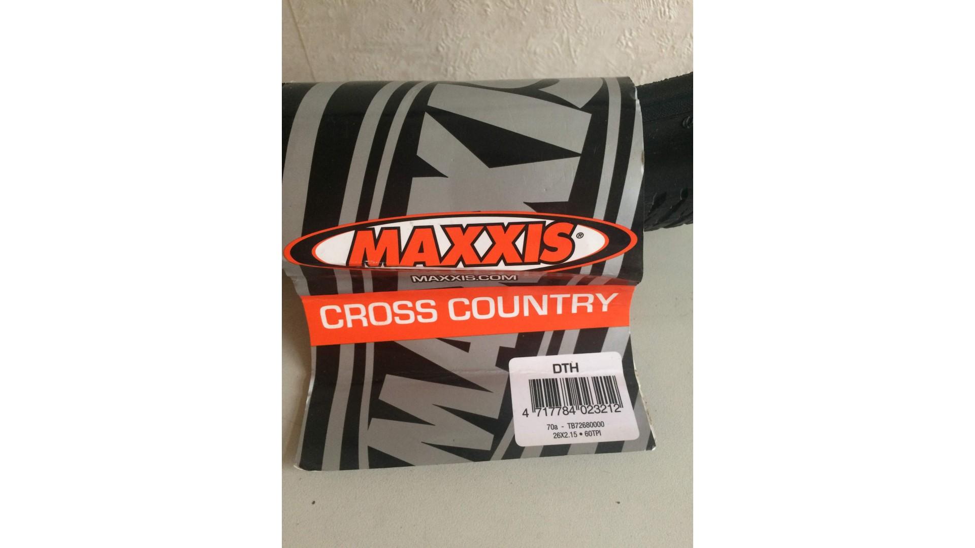 Покрышка Maxxis  26х2.15, DTH ф2