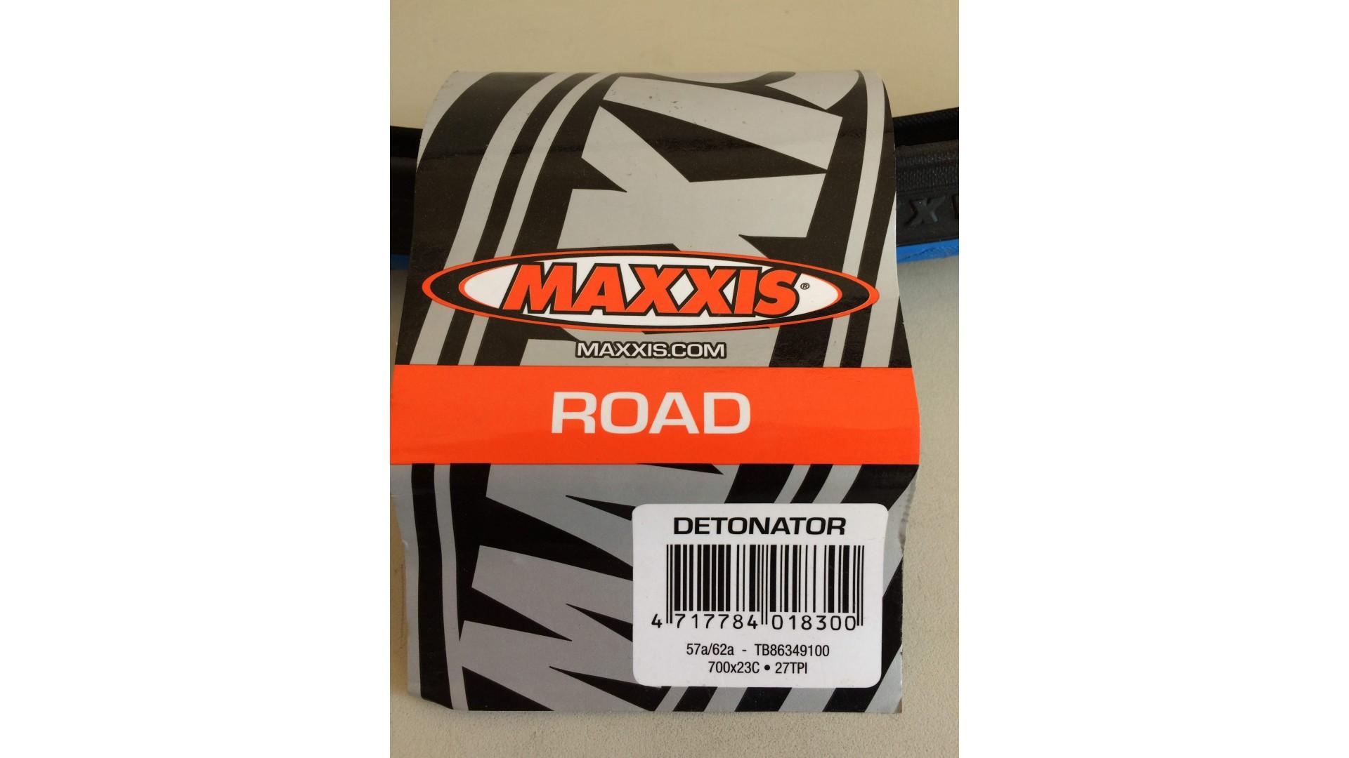Покрышка Maxxis 700x23c, Detonator ф2