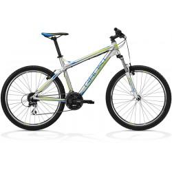 Велосипед GHOST SE 1300 grey/blue/lime green год 2013