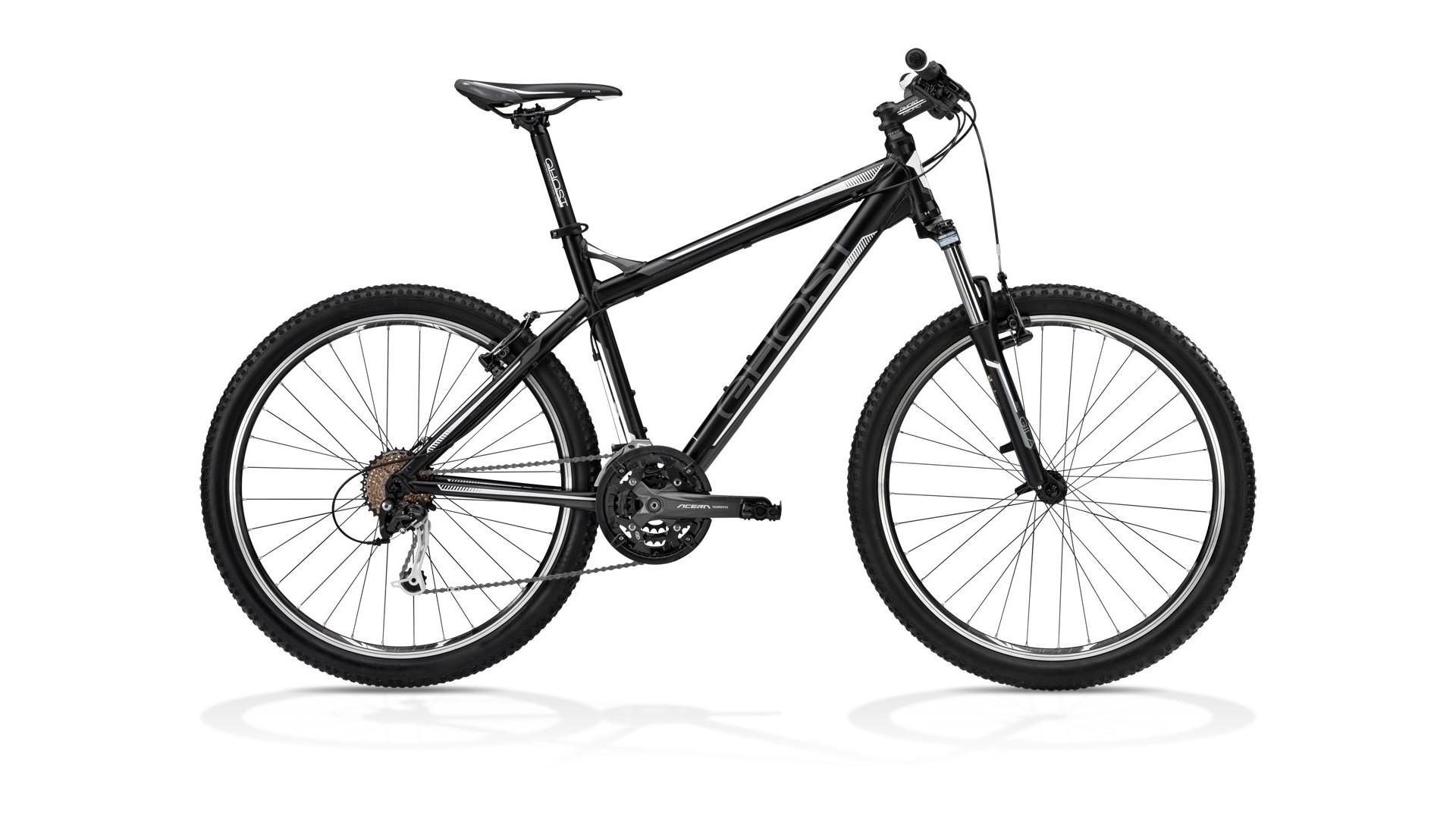 Велосипед GHOST SE 1800 black/grey/white год 2013