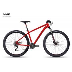 Велосипед GHOST 5 red/darkred/black год 2016