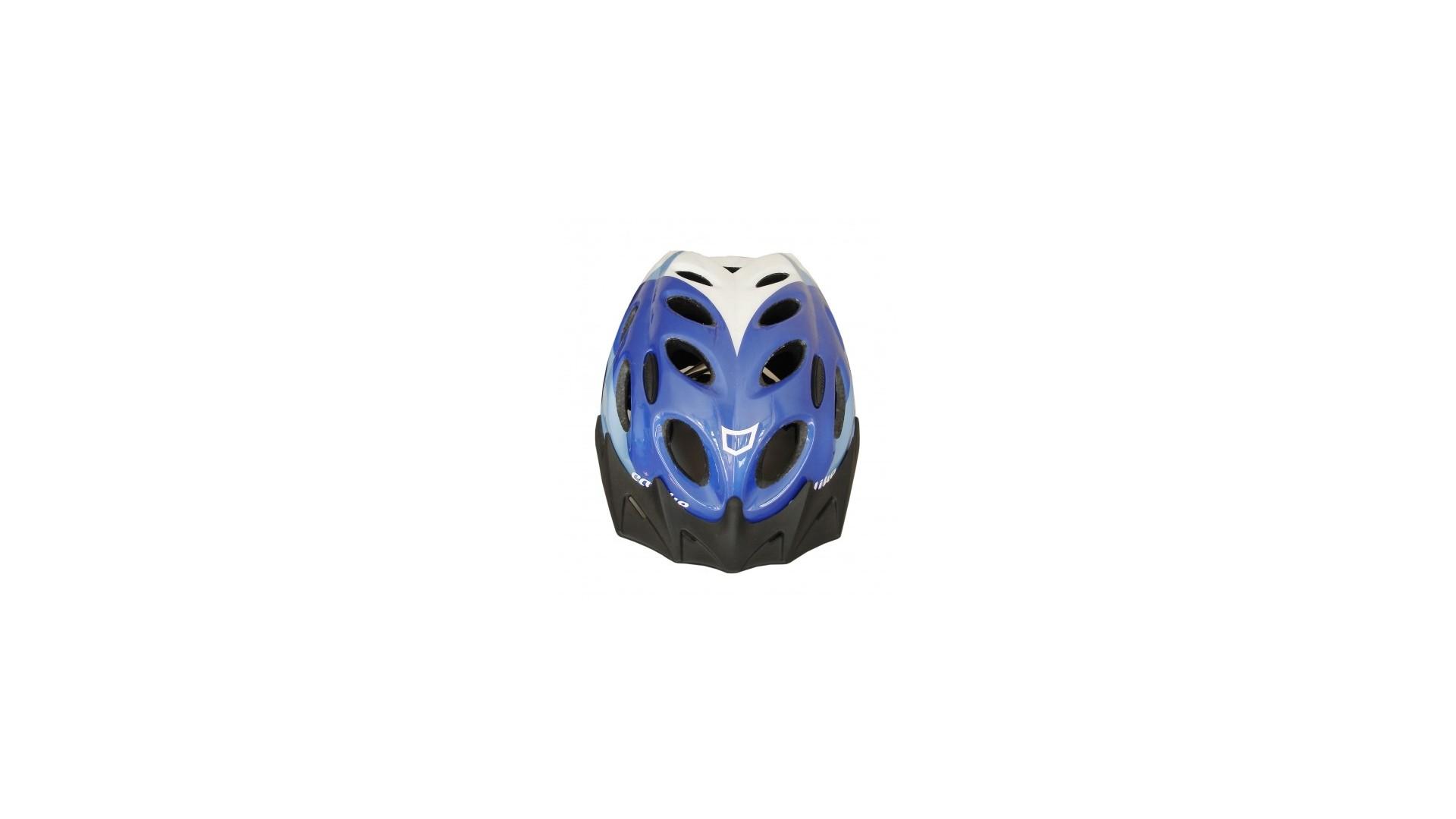 Велошлем Catlike Diablo Tricolor Azul